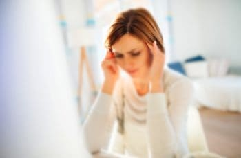 Dolor de cabeza por migraña
